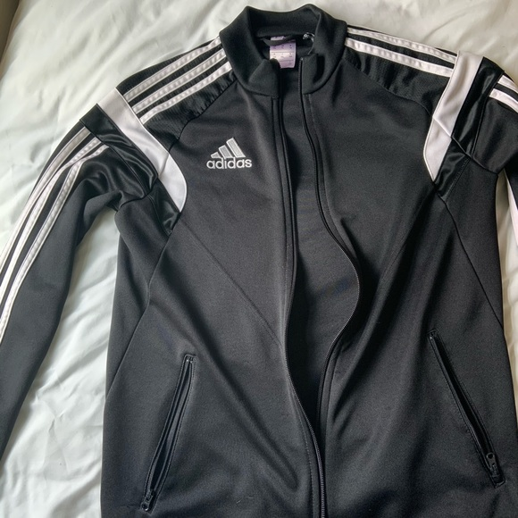 adidas Jackets & Blazers - adidas warm up coat